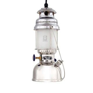Petromax HK500 Messing verchromt (elektro). Deckenlampe