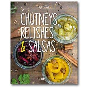 Chutneys. Relishes & Salsas