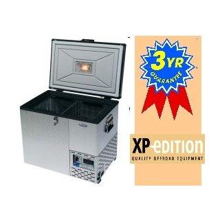 Miete, Kompressor Kühlbox National Luna NLR 80S. rostfreie Ausführung. 80L Inhalt