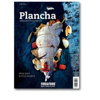 Plancha Fire&Food Bookazine No4