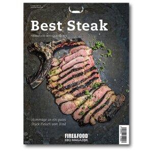 Best Steak Fire&Food Bookazine No5