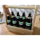 Willi Wood Bierträger (Herrenhandtasche)