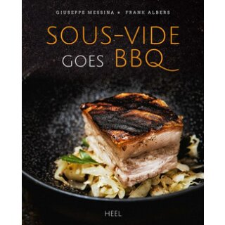 Sous - vide goes BBQ