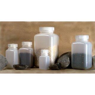Weithalsflasche quader, 1000 ml Nalgene