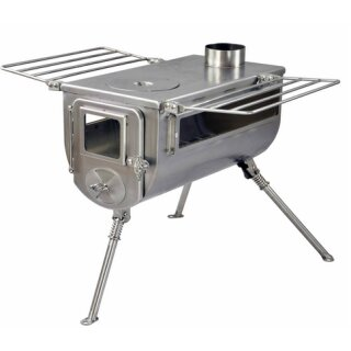 Woodlander Double View 1G L-sized Cook Camping Stove