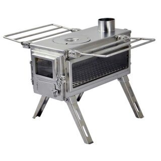 Winnerwell Nomad View 1G S-sized Cook Camping Stove