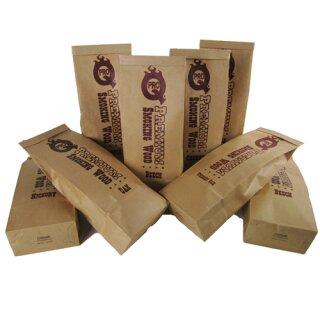 1 Starter Set, 8 Sorten - ProQ Wood Dust / Räucher Mehl