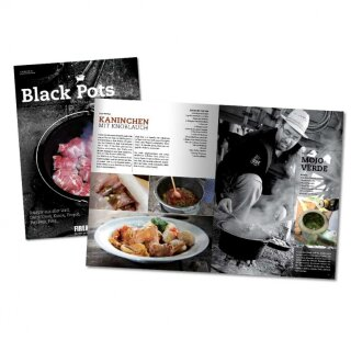 Black Pots Fire&Food Bookazine No2