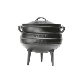 Potjie Best Duty 3 Legged Pot – No. 4