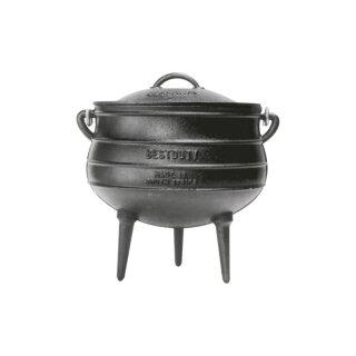 Potjie Best Duty 3 Legged Pot – No. 6